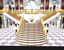 grand sweeping staircase interior design ideas grand staircase