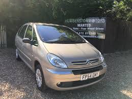 used citroen xsara picasso manual for sale motors co uk