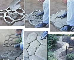 Cleaning Concrete Patio Mold Aliexpress Com Buy Concrete Walkway Mold Garden Pavement Mold