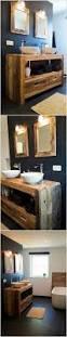 Distressed Wood Bathroom Vanity Natural Wood Bathroom Vanity Tags Wonderful Reclaimed Wood