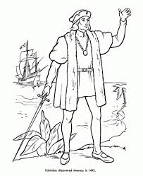 new christopher columbus coloring pages 80 with additional