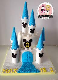 disney themed castle cake cakecentral