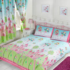 Wwe Bedding Pink Green Fairy Princess Bedding Crib Toddler Twin Or Full Duvet