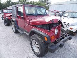 maroon jeep wrangler 1998 wrangler maroon