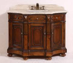Real Wood Vanities Homethangs Com Has Introduced A Guide To Solid Wood Bathroom