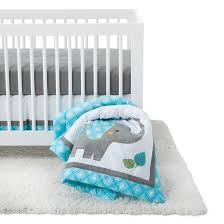 sweet jojo designs crib bedding set mod elephant 11pc target