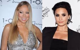Mariah Meme - girl you tried it demi lovato throws major shade at mariah carey