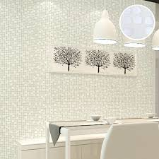 Wallpaper For Kitchen Walls by Aliexpress Com Buy Plain Polka Dot Wall Paper Roll Vinyl Modern