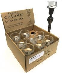 Wholesale Home Decor Merchandise Column Tealight Votive Converter Nc91112 0 61 Toys