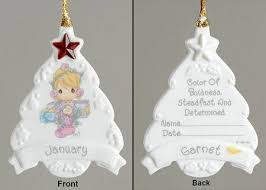 birthstone ornaments precious moments birthstone ornaments at replacements ltd