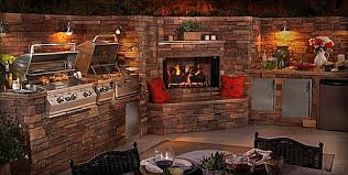 backyard kitchen ideas chic and trendy backyard designs with pool and outdoor kitchen