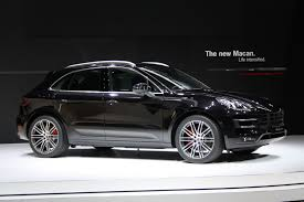 porsche macan 2016 white porsche macan launched in india at inr 1 crore