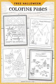 happy halloween printables over 20 awesome halloween printables eighteen25