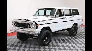 1971 jeep wagoneer 1978 jeep wagoneer white youtube