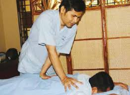 Blind Physical Therapist Massage By The Blind