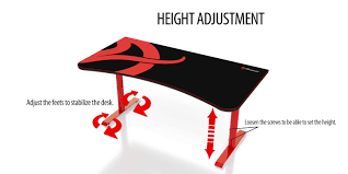 Buy Gaming Desk by Arena Gaming Desk U2013 Arozzi
