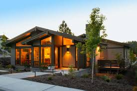 High Efficiency Homes by Custom Built Homes Zero Energy Solaire Home Builders In Bend Or