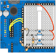 pushbutton circuit learn parallax com