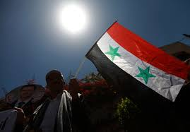 Rebel Syrian Flag A Glossary Of Forces In The Syrian Civil War