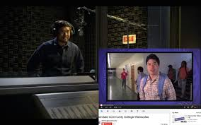 randall park who made a cameo in the last episode also appeared on