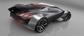 peugeot concept cars vision gran turismo gran turismo com