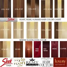 18 Remy Human Hair Extensions by Style Icon Hair Extensions Sleek Remy Human Hair