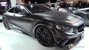 mansory mercedes 2016 mercedes s63 amg coupe mansory black edition 1000hp