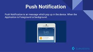 push notifications android push notification for android ios sever side using firebase cloud