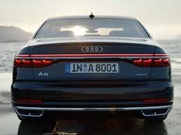 audi germany flag a8