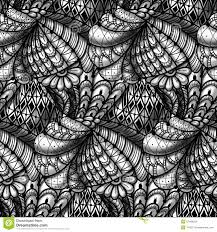 zentangle pattern stock illustration image 57494816