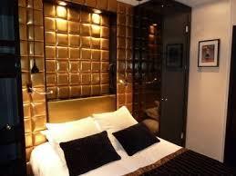 chambre or papier peint pour chambre a coucher adulte 14 deco or et noir