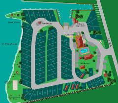 Forgotten Shore Map Presnell U0027s Bayside Marina U0026 Rv Park