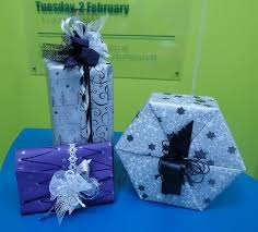gift wrapping trends from paperworld the trend curve