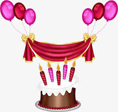 birthday party balloons cake birthday meeting place balloon png