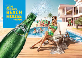 perrier beach house sweepstakes offers the ultimate summer