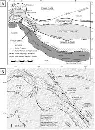 Karakoram Range Map Evolution And Chronology Of The Pangong Metamorphic Complex