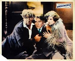 underworld film noir underworld 1927 lobby card movies movies movies pinterest