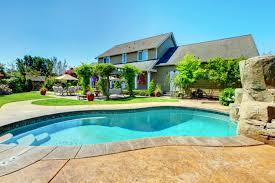 backyards with pools swimming pool ideas for backyard nurani org