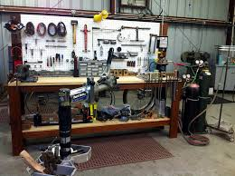 Bench Metal Work Metal Work Bench Home Away From Home Map Shop Tour Chic U2026 Flickr