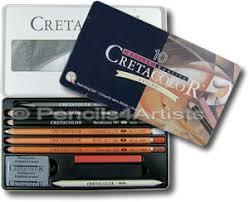 cretacolor sketching pencils pencils4artists