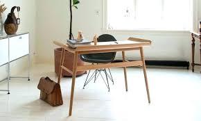 bureau style scandinave petit bureau scandinave bureau dappoint 1 tiroir clairoy petit