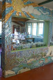 196 best mosaic murals and wall art images on pinterest mosaic portion of mural inside my studio partially grouted www mitesserae mosaics blogspot
