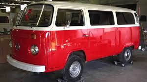 volkswagen hippie van name i like the chrome running board step this is nice bus vw bus