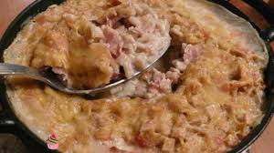 cuisiner les crozets de savoie gratin de crozets au sarrasin cancoillotte jambon et tomme de
