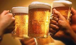 სადღეგრძელოები ლუდით