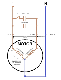 wiring single phase electric motor to mains electricity beauteous