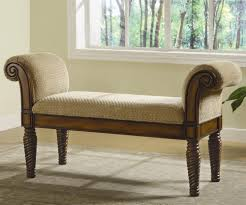 benches upholstered bench with rolled arms lowest price sofa