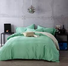 Green Bed Sets Buy Mint Green Bedding And Get Free Shipping On Aliexpress
