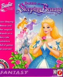 amazon barbie sleeping beauty video games