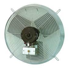 20 inch industrial fan general use guard mount exhaust fan 20 inch 5850 cfm ce20 d